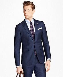 Milano Fit Multi-Windowpane 1818 Suit