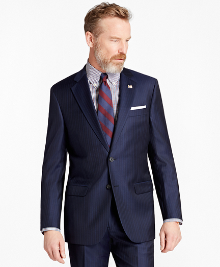 Madison Fit Multi-Stripe 1818 Suit