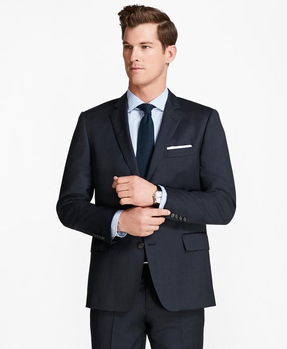Regent Fit Screen Weave 1818 Suit Blue