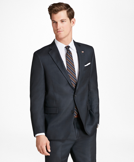 Regent Fit Saxxon Wool Nailhead 1818 Suit