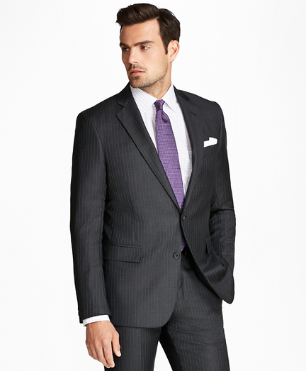 Regent Fit Multi-Stripe 1818 Suit