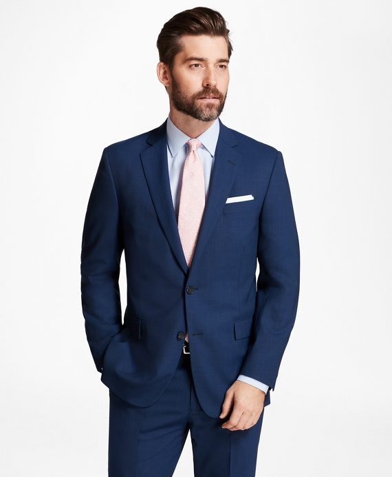 Regent Fit BrooksCool® Tic Suit Blue
