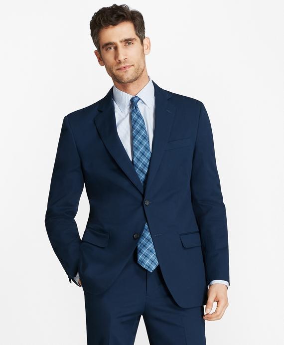 Madison Fit Cotton Stretch Suit