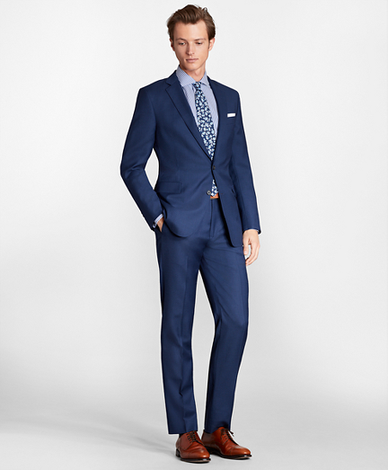 Regent Fit Double-Faced 1818 Suit
