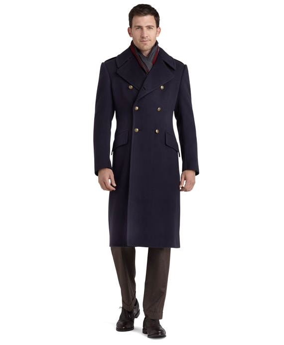 Golden Fleece® Officer's Coat Navy