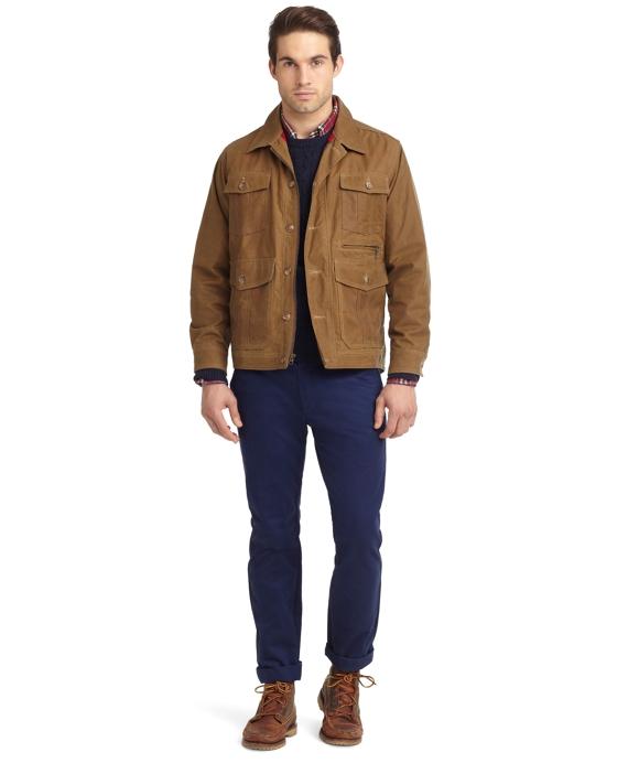 Filson® Westlake Waxed Jacket Tan