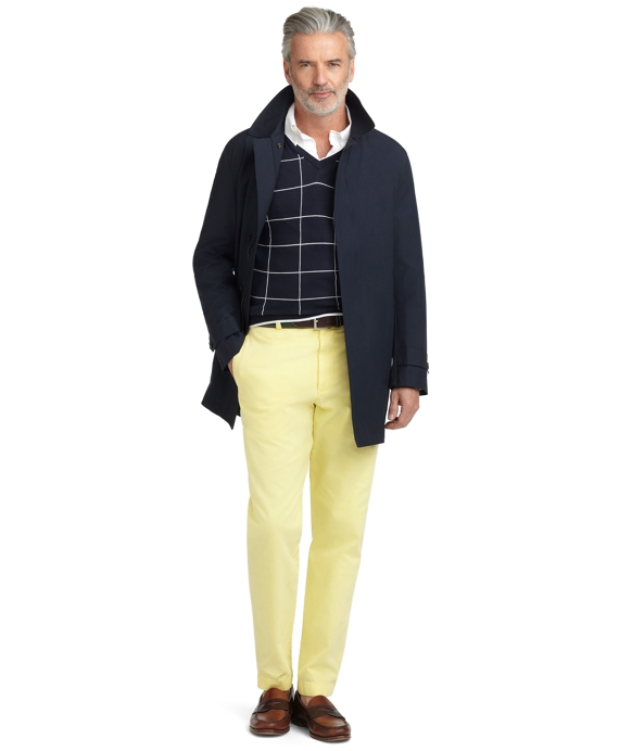 Walking Trench Navy