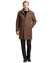 Double-Face Overcoat