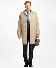 Newbury Khaki Trench Coat