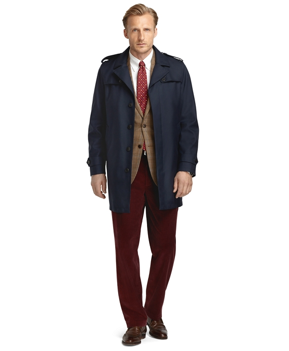 Williamson Trench Navy