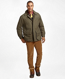 Brooks Brothers and Beretta Cordura Jacket