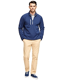 Zero Restriction Quarter-Zip Jacket
