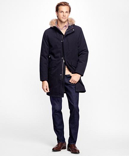 Snorkel Coat