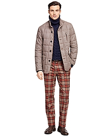 Tweed Quilted Jacket