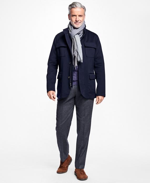 Three-Layer BrooksStorm® Hybrid Jacket