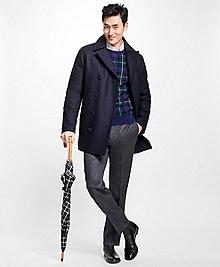 Iconic Wool Pea Coat