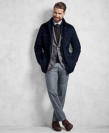 Golden Fleece® BrooksTech Wool Traveler Jacket