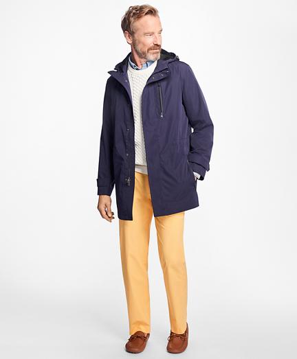 Hooded Storm Coat