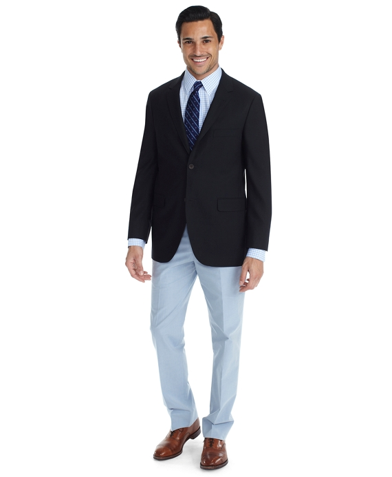Men's Extra Slim Fit Navy Blazer | Brooks Brothers