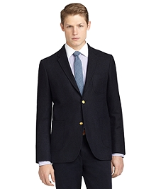 Cambridge Three-Button Blazer