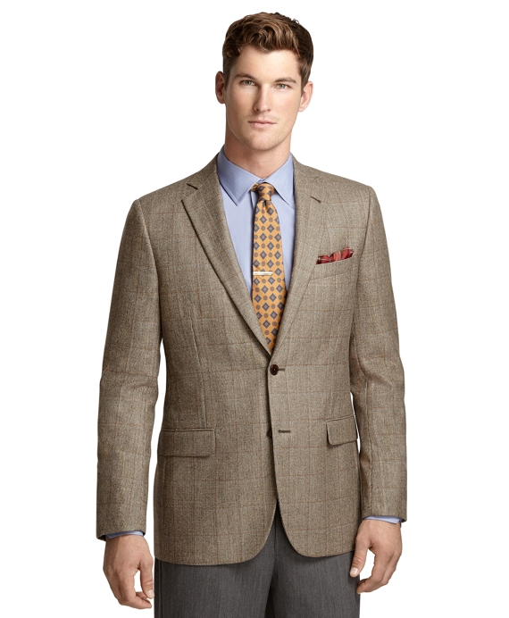 Fitzgerald Fit Tic with Deco Sport Coat Tan