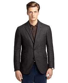 District Check Jacket