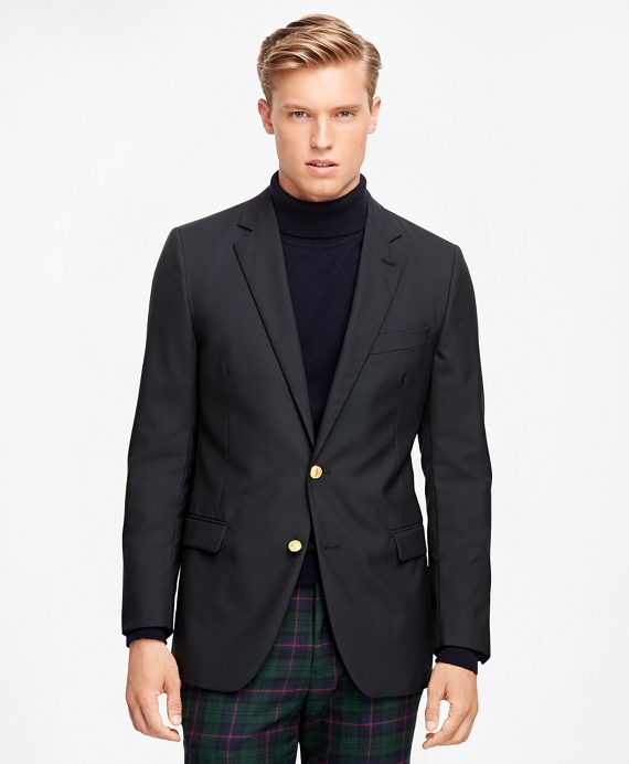 Fitzgerald Fit Two-Button Classic 1818 Blazer Navy
