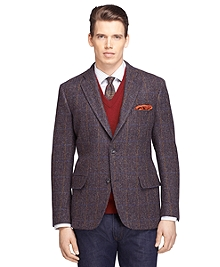 Own Make Harris Tweed Tic Sport Coat