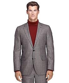 Fitzgerald Fit Saxxon Wool Plaid Sport Coat