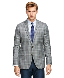 Fitzgerald Fit Plaid Sport Coat