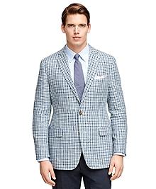 Fitzgerald Fit Linen Check Sport Coat