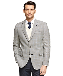 Regent Fit Own Make Check Sport Coat