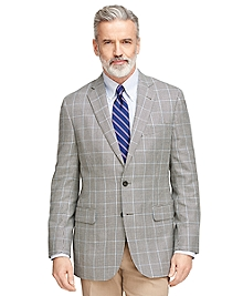 Madison Fit Check with Windowpane Sport Coat