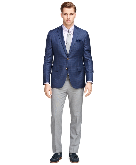 Men's Fitzgerald Fit BrooksCool Checkered Windowpane Sport Coat ...