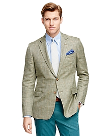 Fitzgerald Fit Herringbone Sport Coat