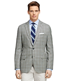 Fitzgerald Fit Check with Windowpane Sport Coat