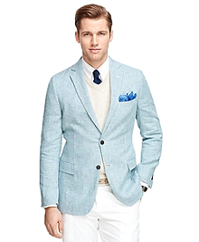 Fitzgerald Fit Linen Check Sport Coat