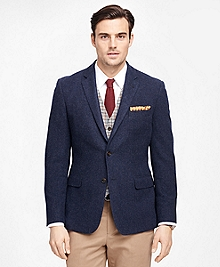 Milano Fit Two-Button Wool Sport Coat