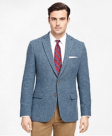 Fitzgerald Fit Harris Tweed Sport Coat