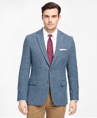 Fitzgerald Fit Harris Tweed Sport Coat