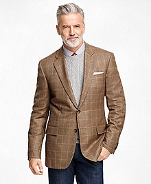 Madison Fit Multicheck Sport Coat