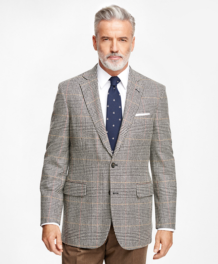 Madison Fit Prince of Wales with Deco Sport Coat