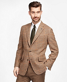 Own Make Harris Tweed Check Sport Coat