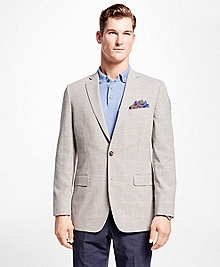 Fitzgerald Fit BrooksCool® Multi Check Sport Coat