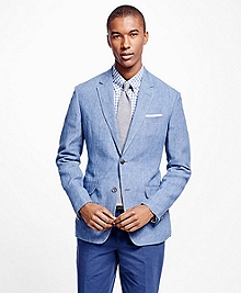 Milano Fit Linen Sport Coat