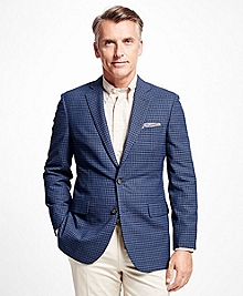 Madison Fit BrooksCool® Check with Windowpane Sport Coat