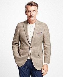 Madison Fit Houndstooth with Deco Sport Coat