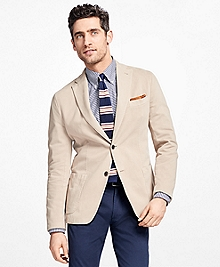 Regent Fit Garment-Dyed Sport Coat