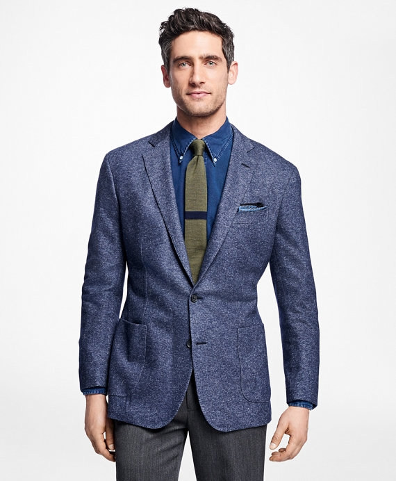 Regent Fit Sport Coat Blue