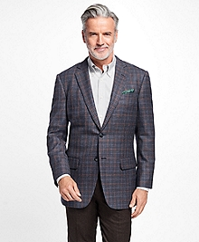 Madison Fit Multi-Check Sport Coat